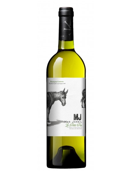 Mas Janeil Le Petit Pas blanc 2015 - AOC Côtes du Roussillon