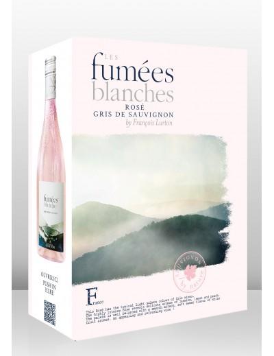 BIB 3L Les Fumees Blanches Rosé