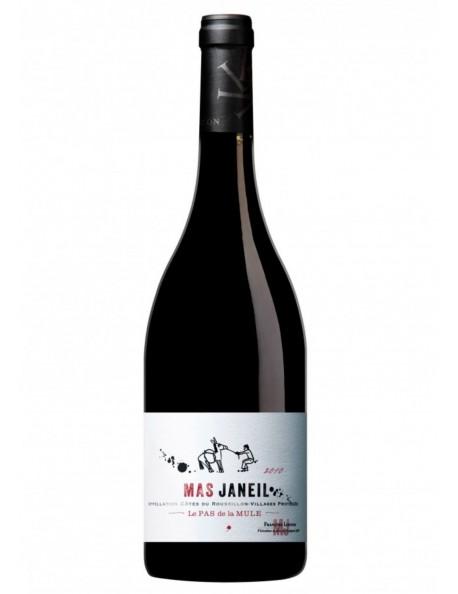 Mas Janeil Pas de la Mule 2010 - AOC Côtes du Roussillon