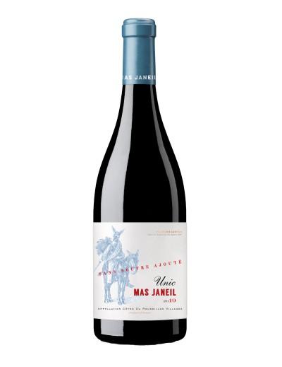 Unic Mas Janeil Sans Soufre - AOP Côtes du Roussillon Villages - 2019