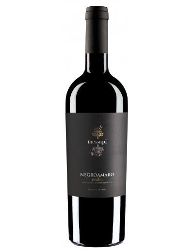 Messapi Negroamaro - IGT Puglia - 2017