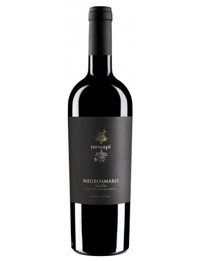 Messapi Negroamaro - IGT Puglia - 2019