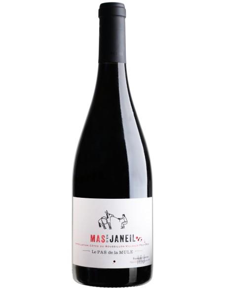Mas Janeil Pas de la Mule 2015 - AOC Côtes du Roussillon