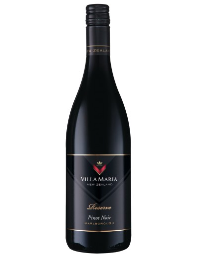 Villa Maria Pinot Noir Reserve - Nouvelle Zélande - 2017