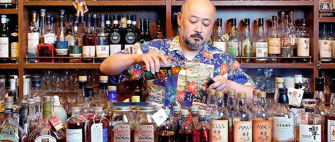 Les whisky japonais se classent régulièrement parmis les meilleurs au monde
